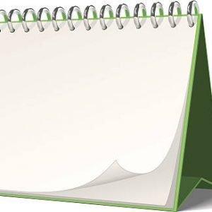 calendario sobremesa triangular semestral